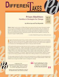 Prison Abolition: Families in Strategies for Change