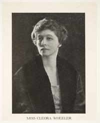 Portrait of Cleora Wheeler