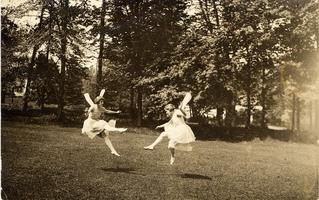 May Day 1921: Faerie Queenes