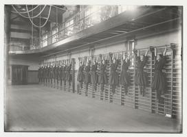 Gymnastics class, 1911