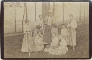1884 Baseball Team