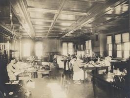Zoology Laboratory Assembly Room
