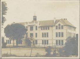 Huguenot College and Seminary in Wellington, South Africa, ca. 1914-1918