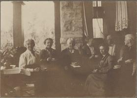 Huguenot College and Seminary Faculty, ca. 1914-1918