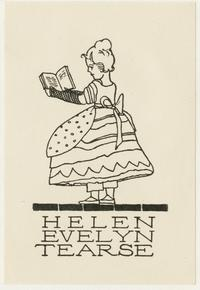 Helen Evelyn Tearse, by Cleora Clark Wheeler