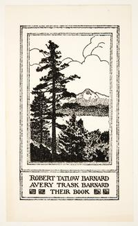 Robert Tatlow Barnard Avery Trask Barnard Their Book, by Cleora Clark Wheeler