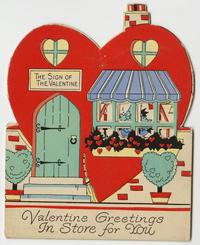 """Valentine Greetings In Store for You"""