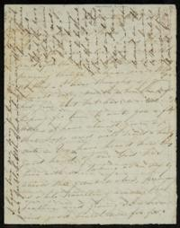 Letter from Susan Reed Howland, Class of 1839, to Mrs. H. (Hannah) Porter, of Monson, Massachusetts; written at Battecotta Seminary