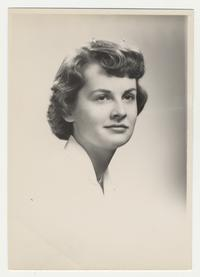 Mary S. Gibson, class of 1952