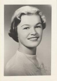 Margaret Anne Brandenburg, class of 1958