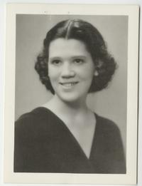 Ruth M. Smith, Class of 1937