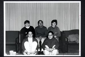 The editorial board of La Unidad