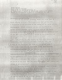 Press Release August 8, 1944