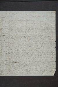 Letter from Hannah Louisa Plimpton Peet to Mrs. Banister