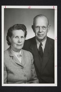 President and Mrs. Roswell Gray Ham