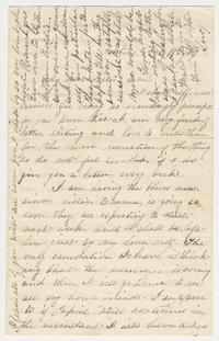 Letter from Elizabeth Lucy Chapin to Emily Chapin, October 19, 1859