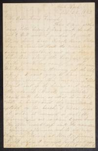 "Letter from Mary Otis Spafford to ""My Dear Home Friends,"" December 22, 1882"
