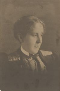 Sarah Williston (Stoddard), 1898