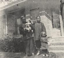 Kao Giehe and Family