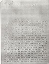 Press Release on or after May 28, 1944