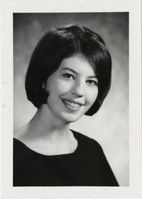 Karen Snyder, Class of 1968, photograph