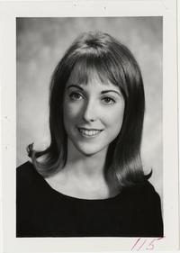 Susan Shearer, Class of 1968, photograph