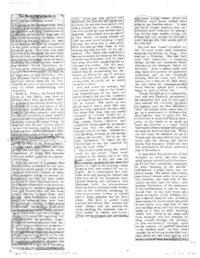 The Mary Lyon of the South, article written about Sarah A. Dickey, Class of 1869, by Elizabeth E. Flagg