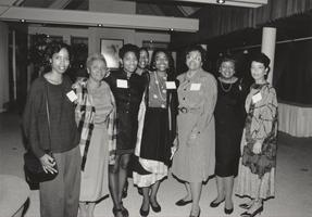 Group of Alumnae at the Black Alumnae Conference
