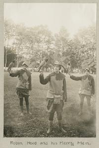 May Day Pageant: Robin Hood and his Merry Men