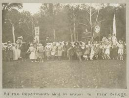 May Day Pageant: All Departments