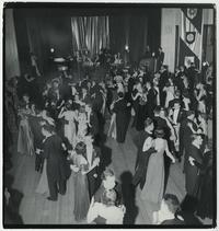 Student formal dance in Chapin Auditorium