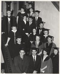 New Mount Holyoke College Faculty, September 1959