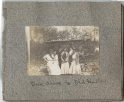 Our drive to Old Hadley, collection of pictures from the Class of 1911