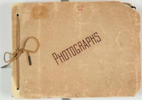 Photographs, album of Helen M. Bell, Class of 1914