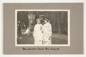 """Students from the Orient"""