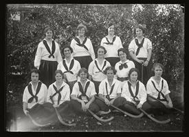 Junior Field Hockey Team 1920-21