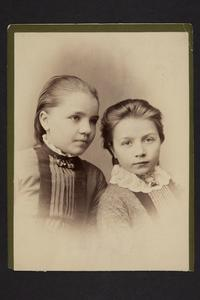 Daughters of Missionary Edward W. Jenney