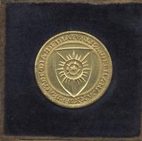 Haskins Medal awarded by the Medieval Academy of America to Bertha Haven Putnam