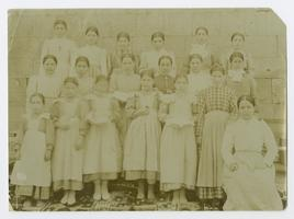 Orphans of the Mount Holyoke Seminary in Bitlis, Turkey