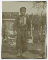 Peasant boy in eastern Turkey when Charlotte and Mary Ely were missionaries there