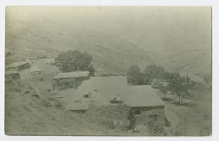 Summer quarters of the Mount Holyoke Female Seminary near Bitlis, Turkey (Mt. Cindian or Sindian)