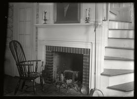 Miss Hussey's Fireplace