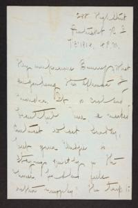 Letter from Mary Woolley to Jeannette Marks, 1904 July 3