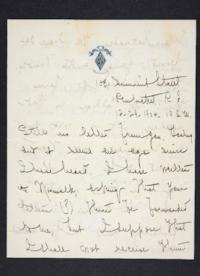 Letter from Mary Woolley to Jeannette Marks, 1904 December 29