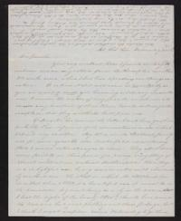 Letter from Sarah Fenn to Jerusha Moore, 1847 June 02