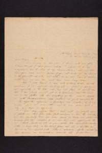 Letter from Julia Hyde to Lucy Goodale, 1837 December 09