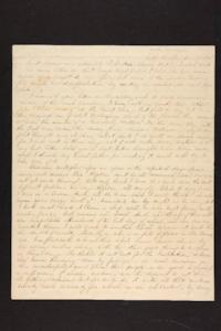 Letter from Julia Hyde to Abby B. Hyde,1838 August 04