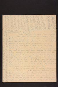 Letter from Julia Hyde to Lucy Goodale, 1840 March 01