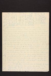 Letter from Julia Hyde to Rev. Lavius Hyde, 1841 November 14