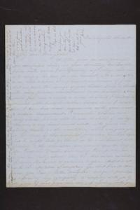Letter from Abby B. Hyde to Millicent W. Goodale and from Julia Hyde to Mary H. Goodale